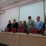 "CEREMONY ""PROFESSOR VASSOS KARAGEORGIOU"" SCHOLARSHIPS – TIRANA"